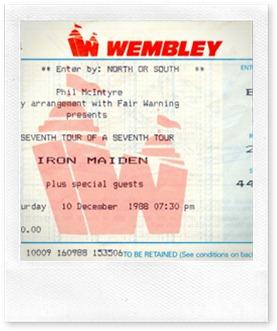 Maiden tix 1988