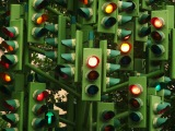 A history of traffic lights
